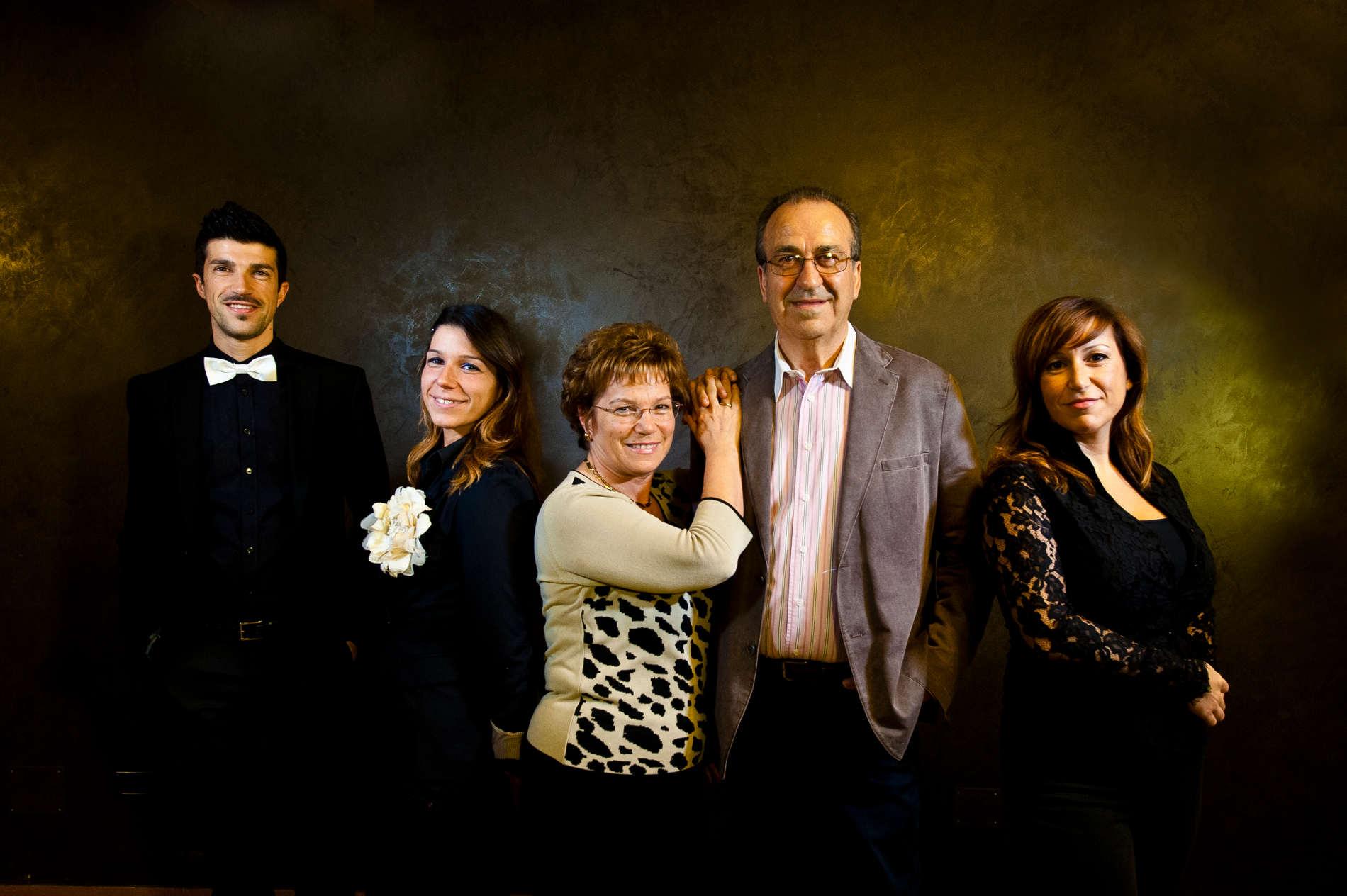 Famiglia Parolini