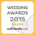 Matrimonio wedding awards 2015