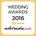 Matrimonio wedding awards 2016