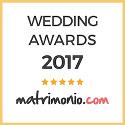 Matrimonio wedding awards 2017