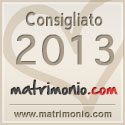 Matrimonio wedding awards 2013