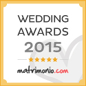 Matrimonio wedding awards 2015