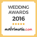 Matrimonio wedding awards 2016