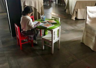 tavolino bimbi